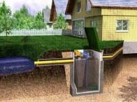 локальная канализация для дома и дачи