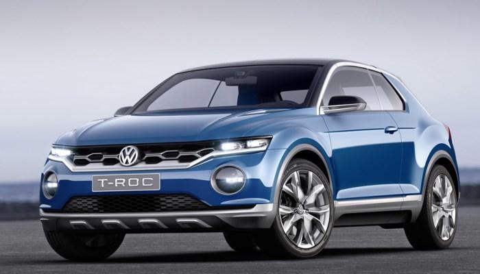 Volkswagen T-ROC VW