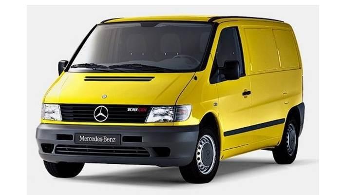Mercedes-Benz Vito-638