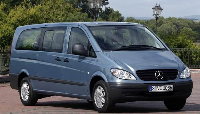 Mercedes-Benz Vito-W639