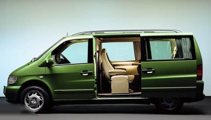 Mercedes-Benz Vito-w638-foto