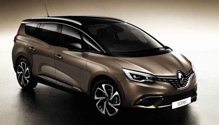 Renault Grand Scenic-2016-2017