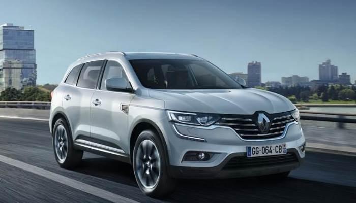 Renault Koleos-2016