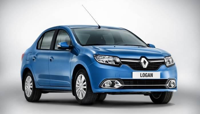 Renault Logan-2016