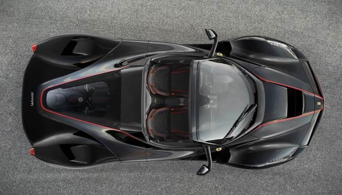 2017-Ferrari LaFerrari Spider