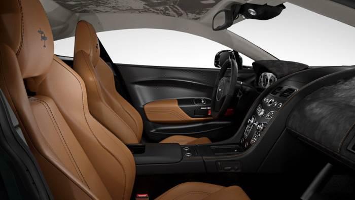 Aston Martin Vantage V12 S Spitfire 80-2016