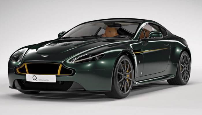 Aston Martin Vantage V12 S Spitfire 80