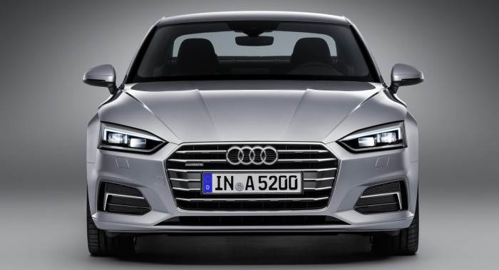 Audi A5-2016