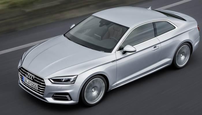 Audi A5-2017