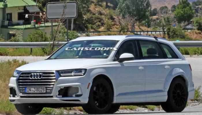 Audi Q8-2017
