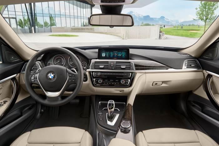 BMW 3 GT-2016