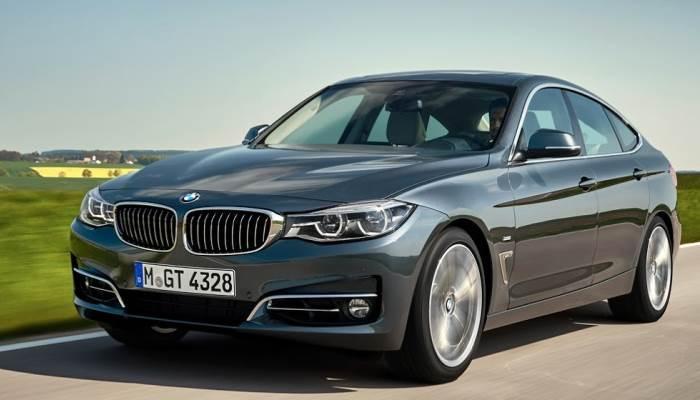BMW 3 GT-2017