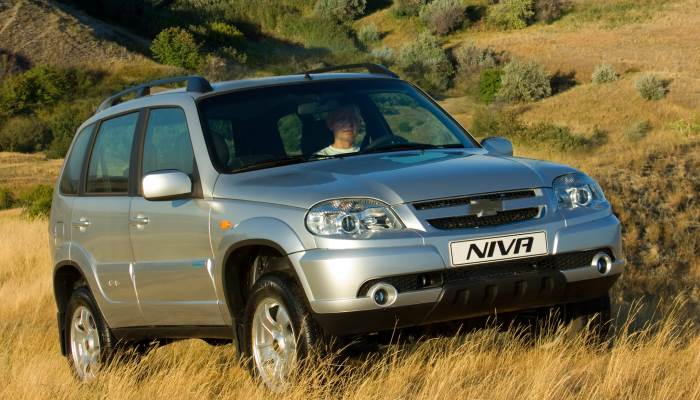 Chevrolet Niva-2016