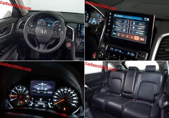 Honda Avancier-2017