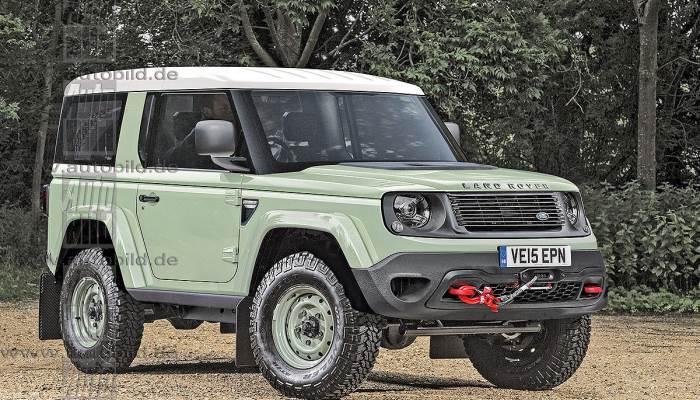 Land Rover Defender-2018