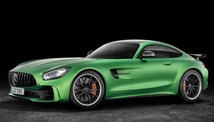 Mercedes-AMG GT R-2016