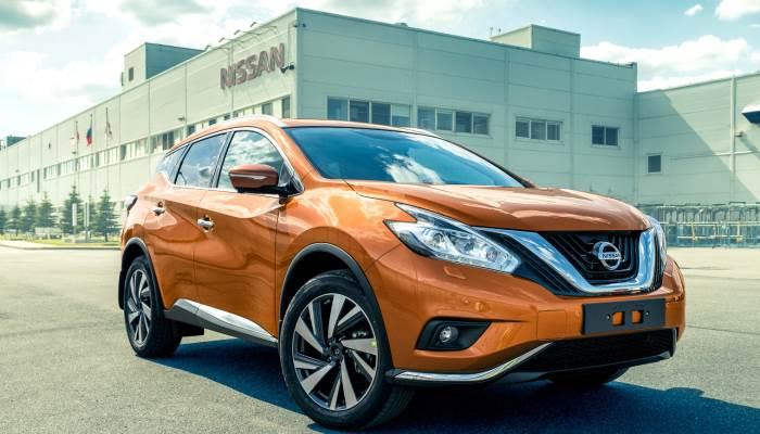 Nissan Murano-2016-2017