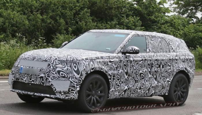 Range Rover Sport Coupe