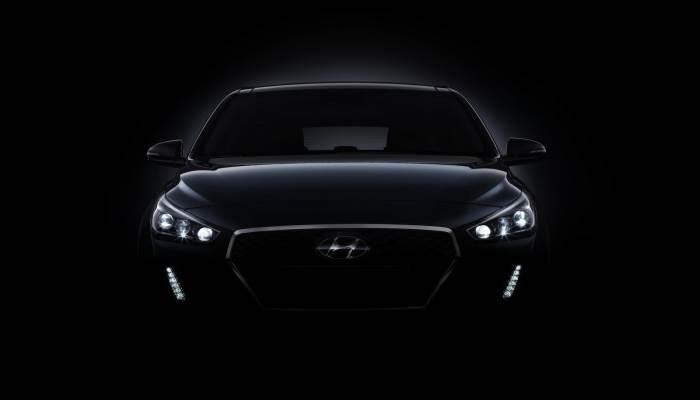 Hyundai i30-2017