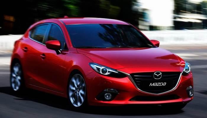 Mazda 3-2016