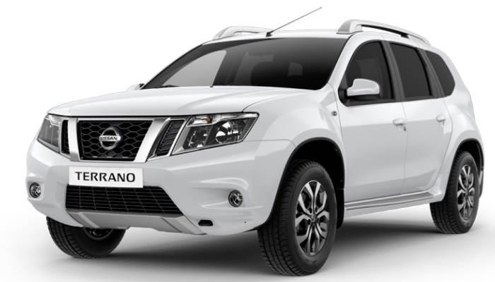Nissan Terrano-2016