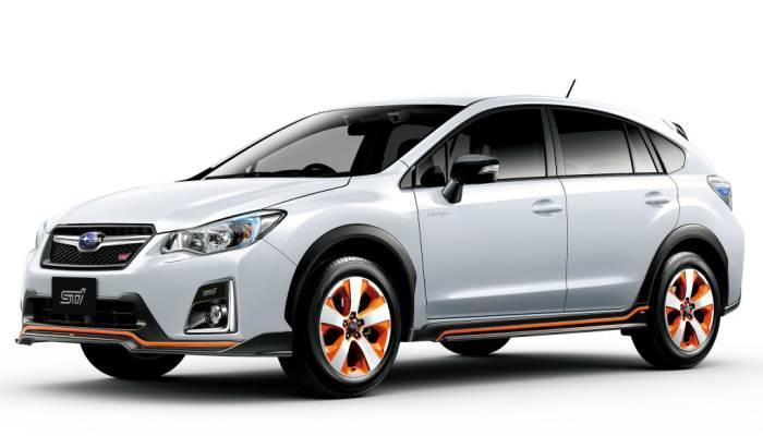 Subaru XV Hybrid tS