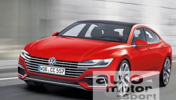 Volkswagen Passat CC-2017
