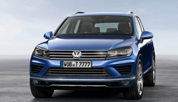Volkswagen Touareg-2016