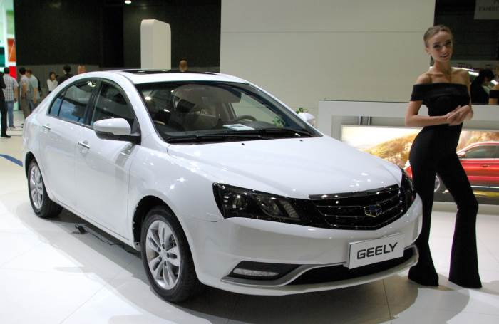 2017-Geely Emgrand EC7