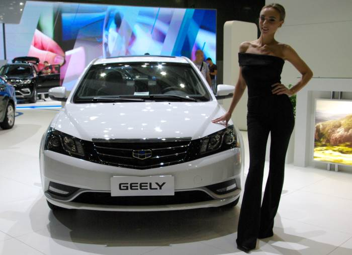 Geely Emgrand EC7-2017