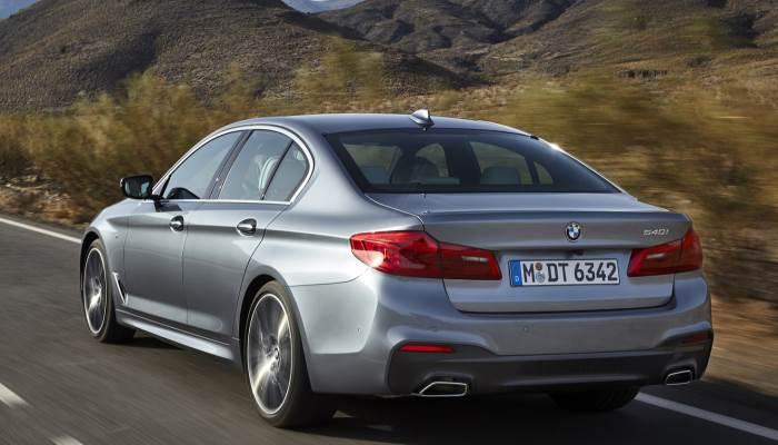 BMW 5-series 2017-foto