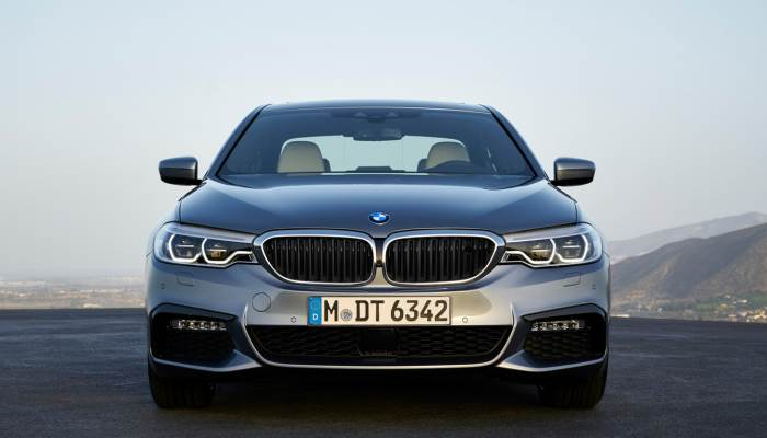 BMW 5-series 2017-new