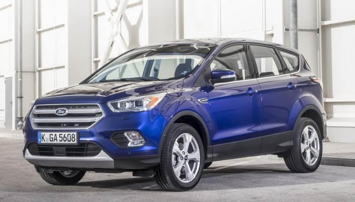 Ford Kuga 2017-foto