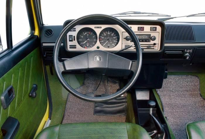 Volkswagen Golf-1974