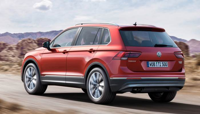 Volkswagen Tiguan 2017-foto