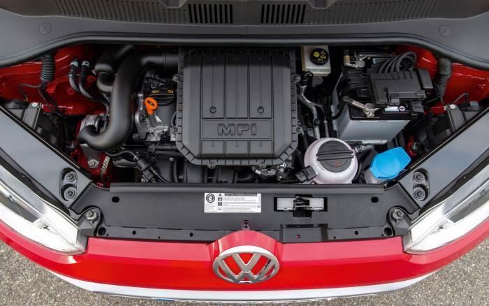 Volkswagen-Up-engine