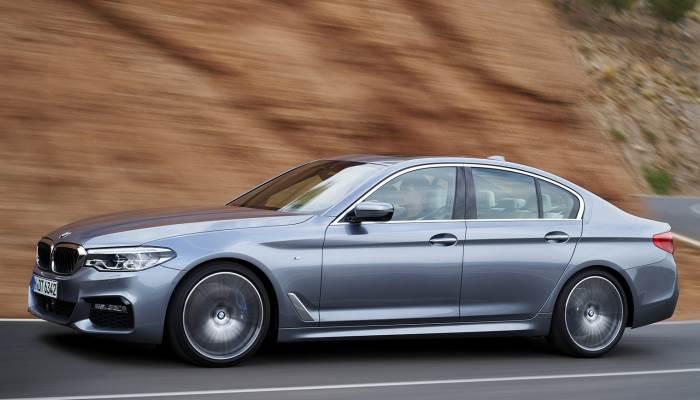 foto-BMW 5-series 2017