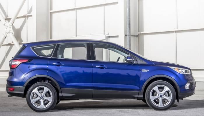 new-Ford Kuga 2017