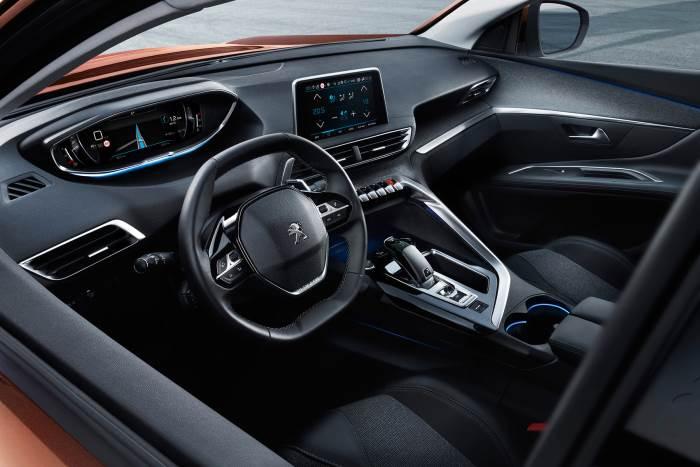 salon-Peugeot 3008 2017