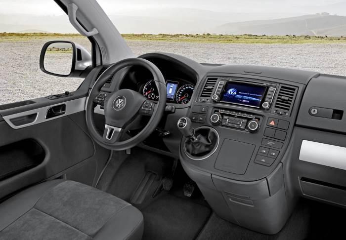 salon-Volkswagen Caravelle