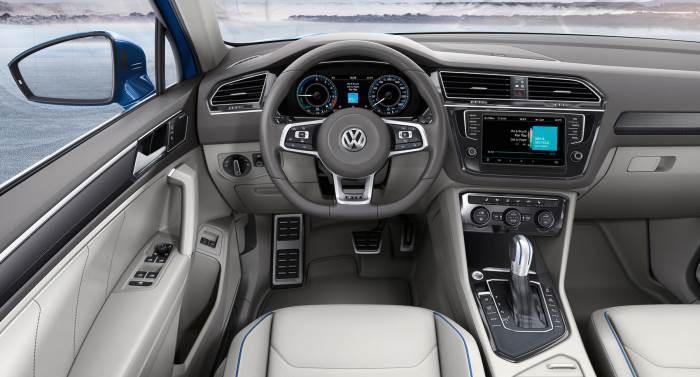 salon-Volkswagen Tiguan 2017