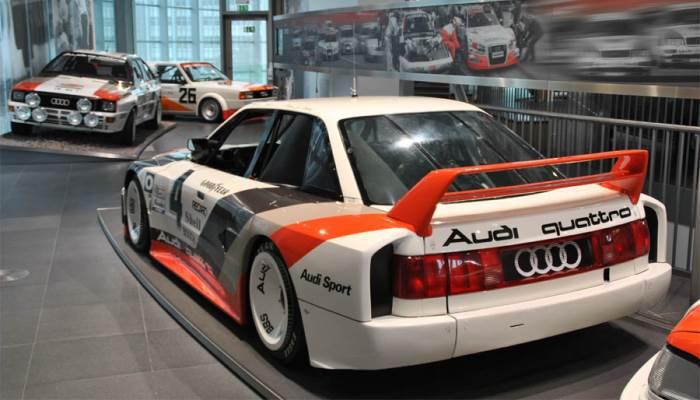 Audi_Forum_Museum