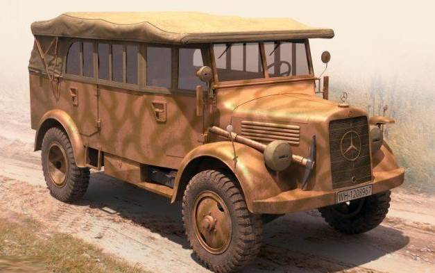 Daimler-Benz 1500A