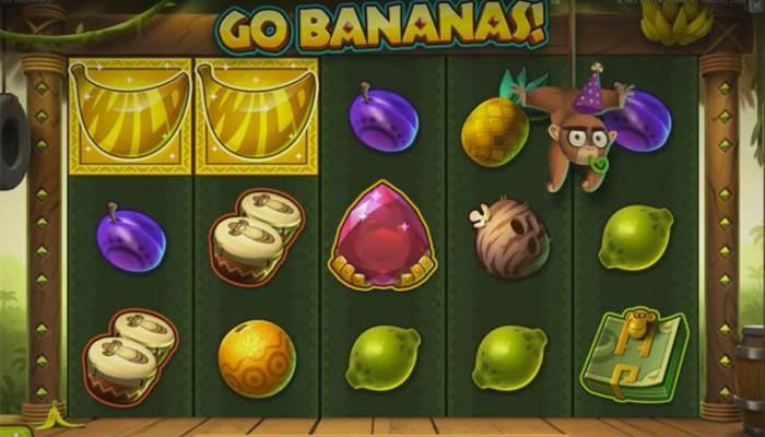 NetEnt Go bananas