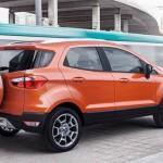 Форд Экоспорт фото