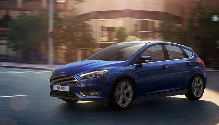 new-Ford Focus 2018