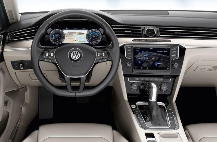 Volkswagen Passat-2019 (5)