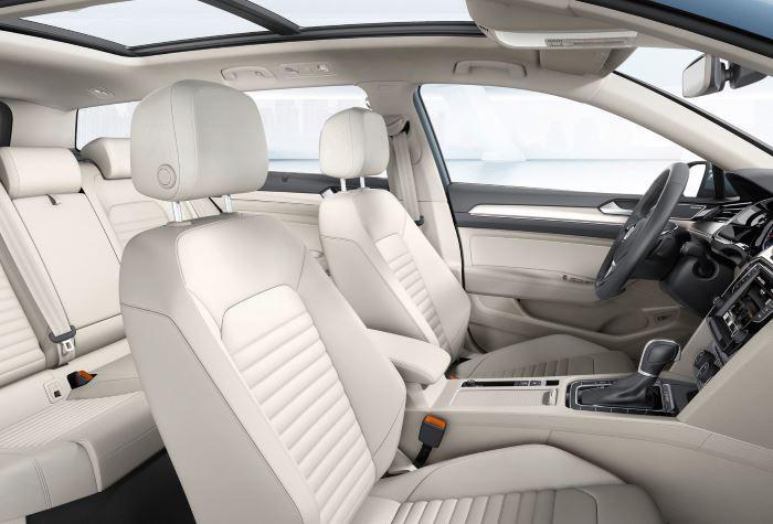 Volkswagen Passat-2019 (7)