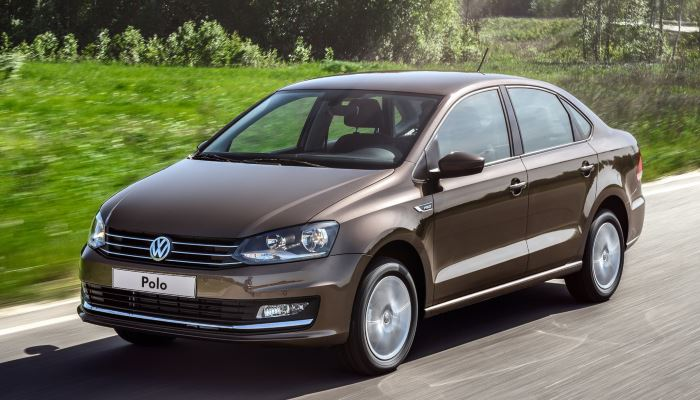 Volkswagen Polo Sedan-2019 (4)