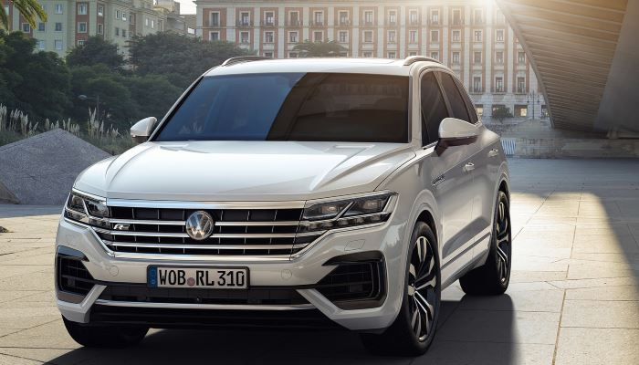 Volkswagen Touareg-2019 (1)